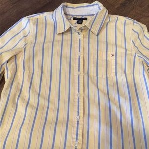 Tommy Hilfiger Long Sleeve Top